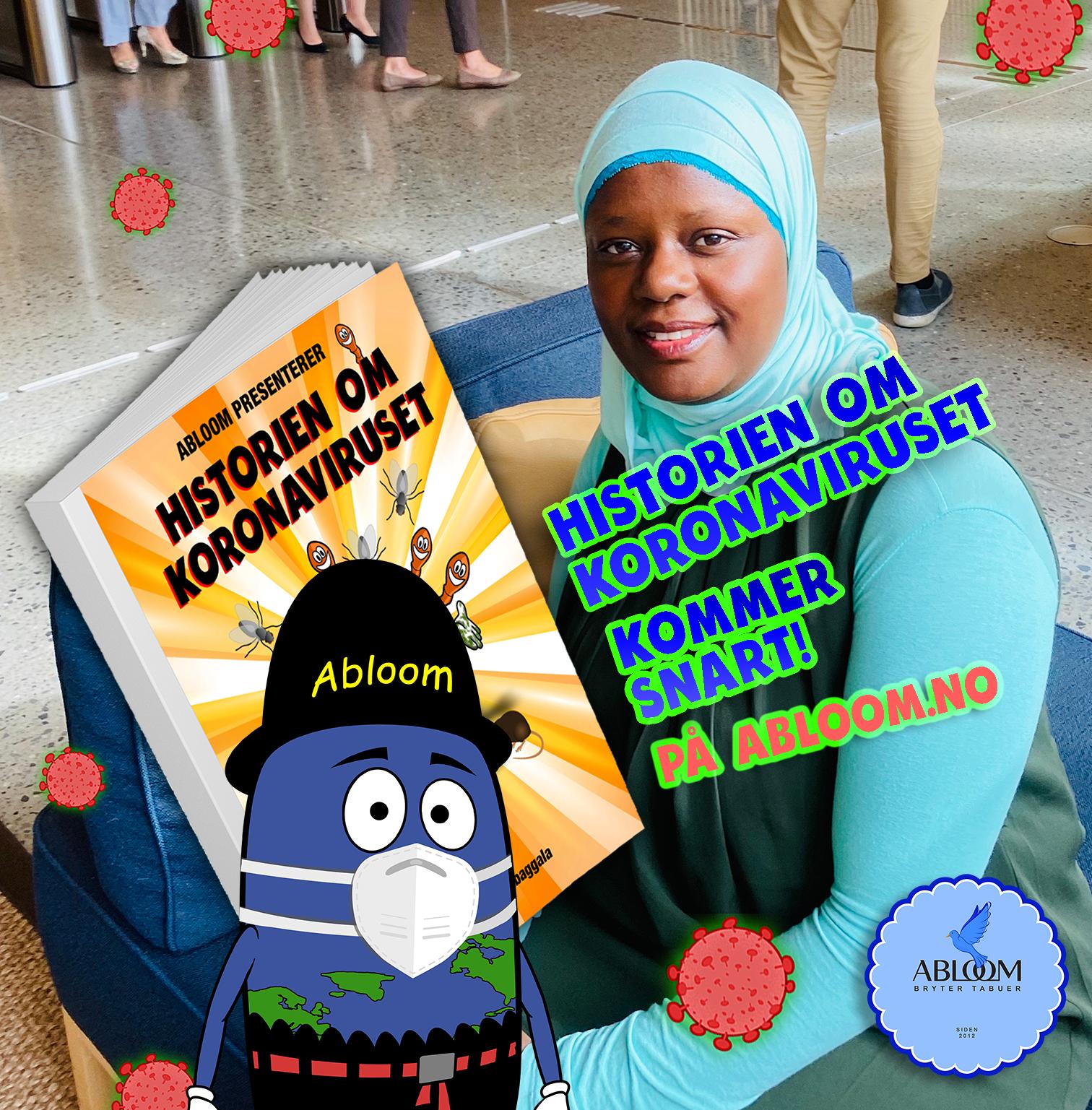 Abloom inviterer til boklansering med forfattersamtale!