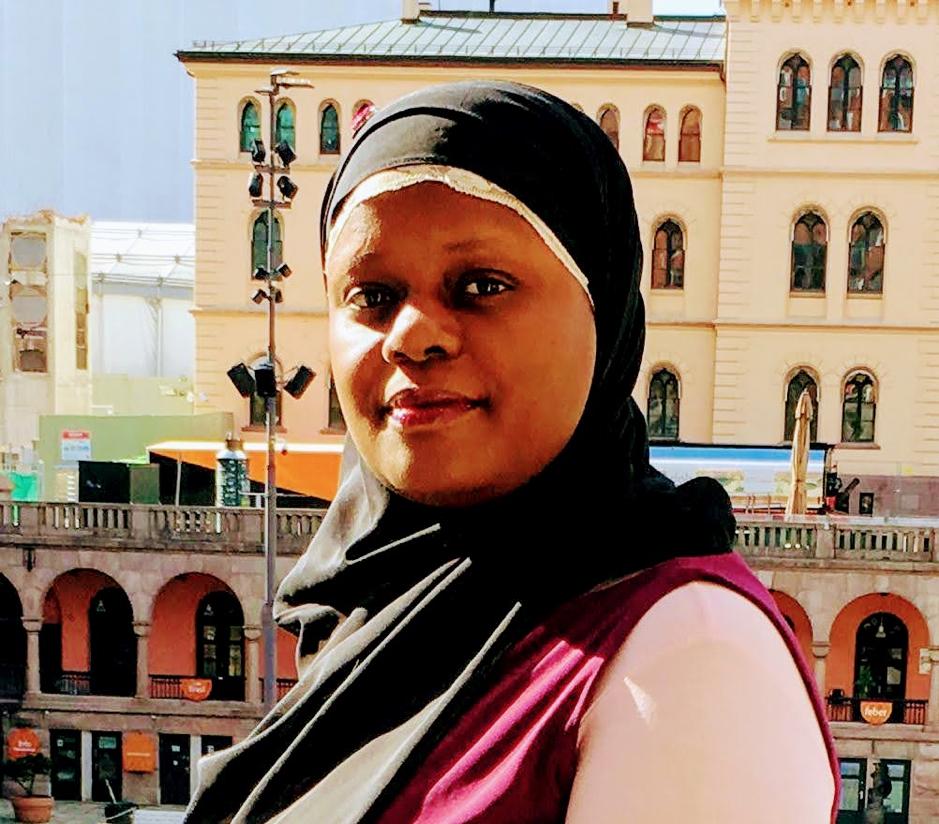 Faridah Nabaggala, Ablooms grunnlegger og leder.