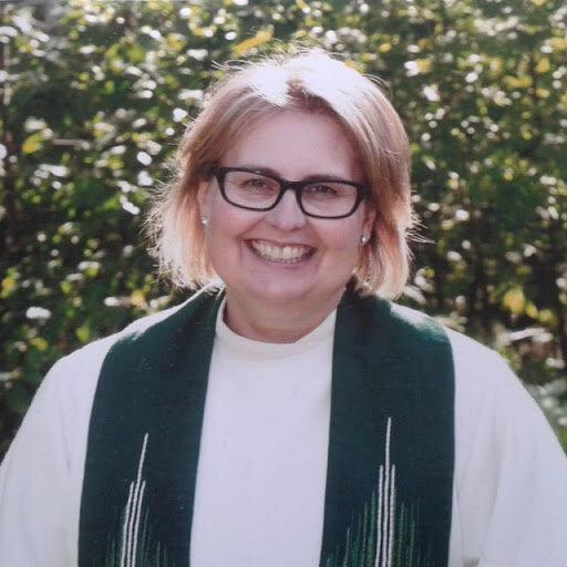 Inkluderingsprest Elisabeth Kristiansen.