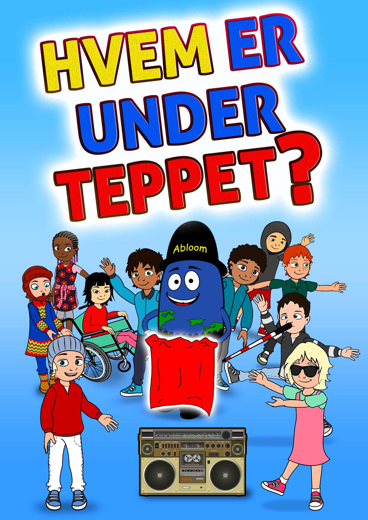 Hvem er under Teppe?