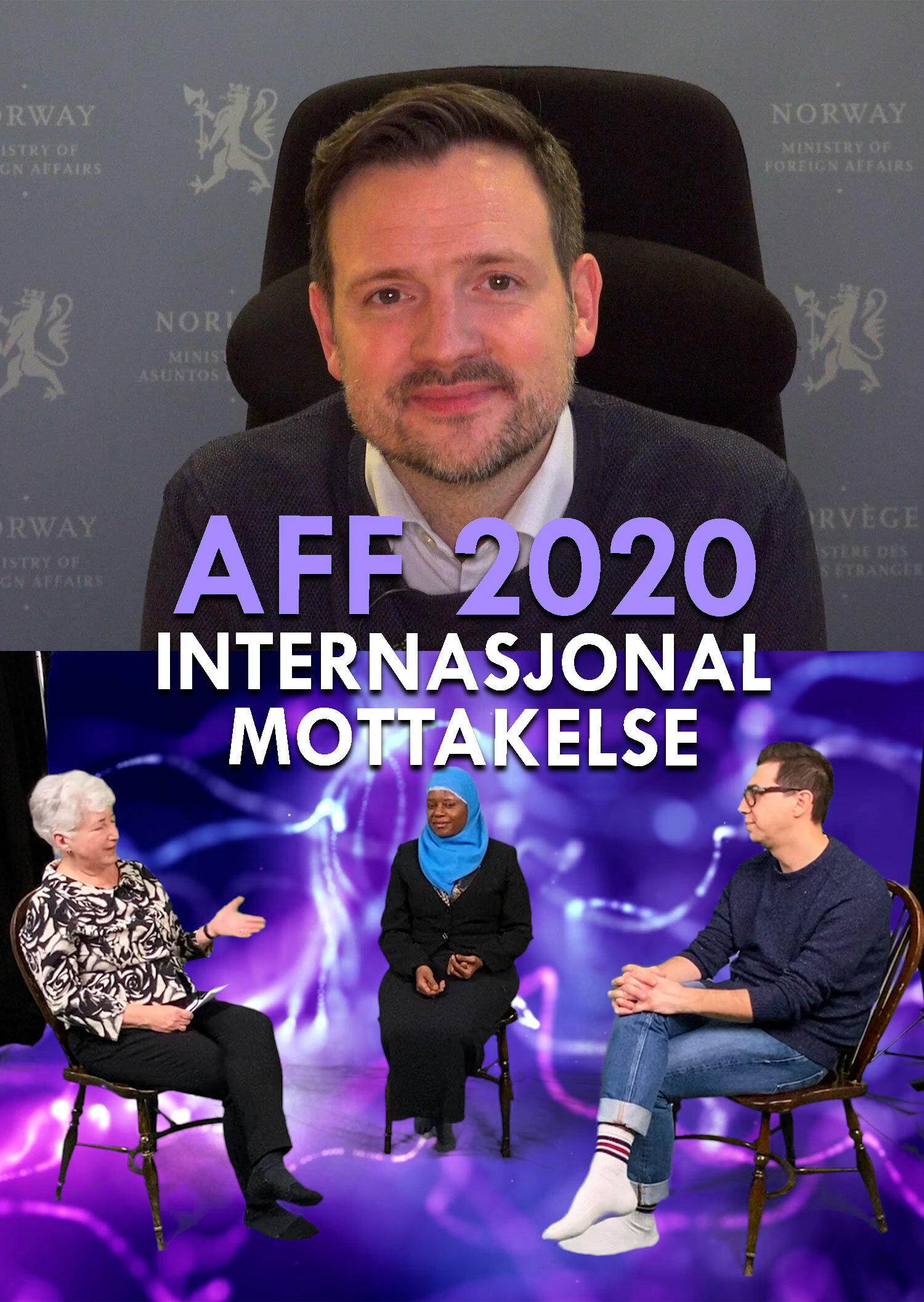 Internasjonal Mottakelse 2020