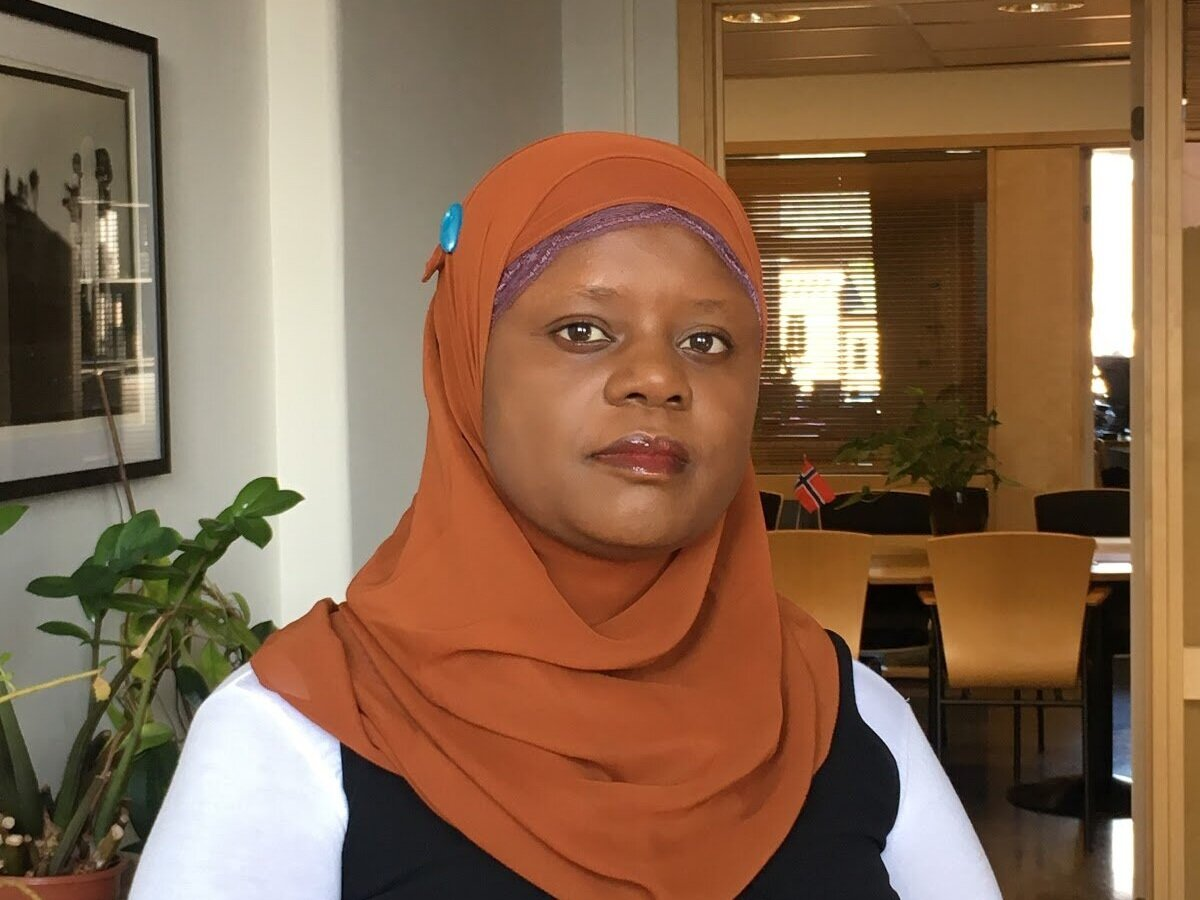Leder i Abloom, Faridah Nabaggala, ber Stortinget nå inkorporere CRPD i menneskerettsloven.