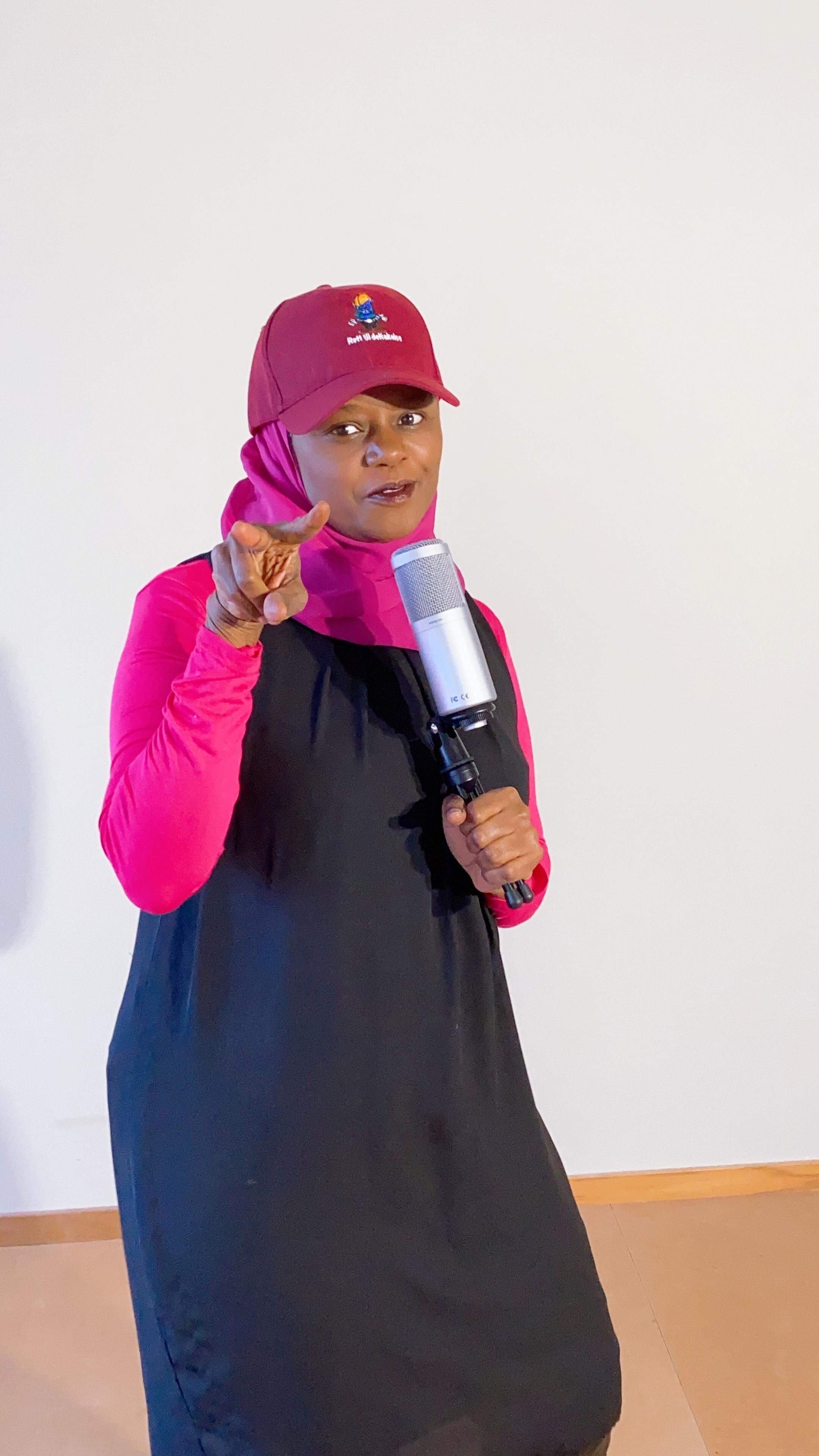 Sanger Nabaggala: Jeg er en inspirasjon for andre