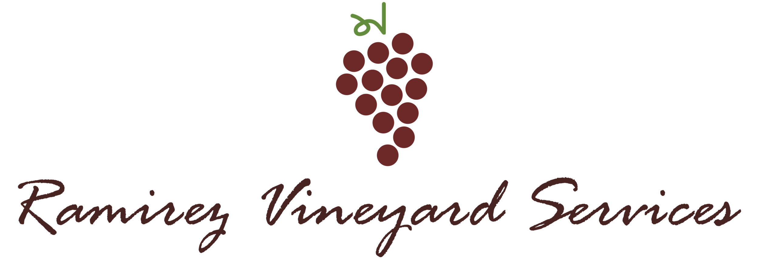 Ramirez Vineyard Services Logo
