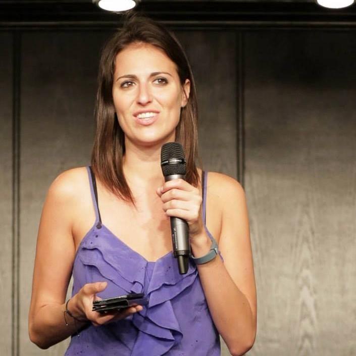 "Amanda Slavin, USA, Founder of CatalystCreativ   ""This work rewired by brain."""