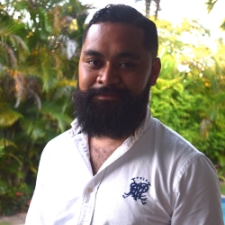 """Zane Sikulu , Tonga, Volunteer, 350.org Australia.  """"I have done many workshops in the past and I walked into this very skeptical of the outcome. I decided however to let go and give it a go. This has been life changing for me in that I have found a voice inside of me and a way to express that. I am looking forward to the world hearing my story and am forever grateful for the lessons I have learned from MPP!"""""""
