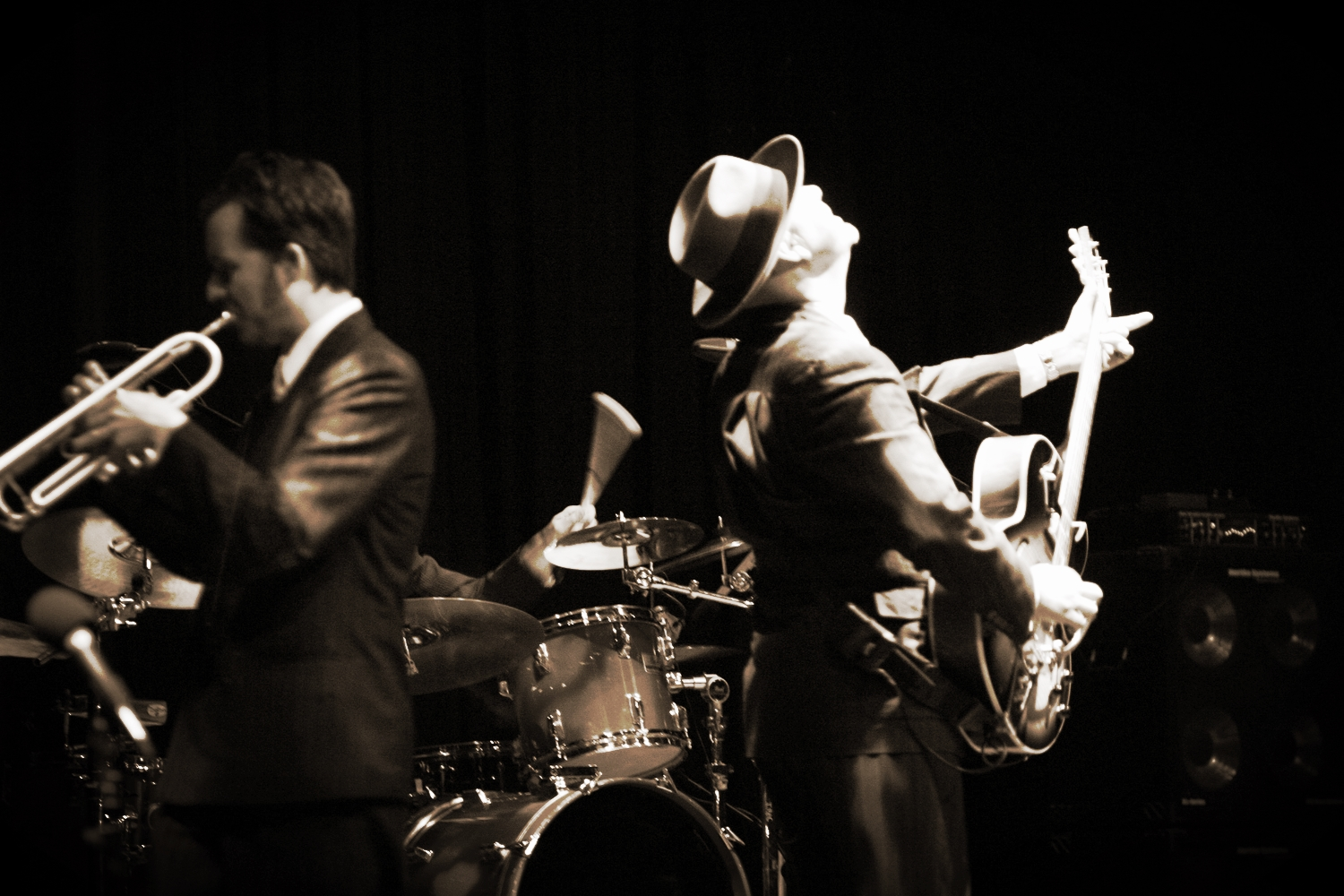Questions Answered Big Bad Voodoo Daddy