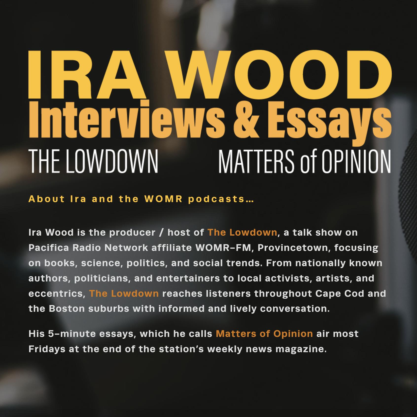 Ira Wood