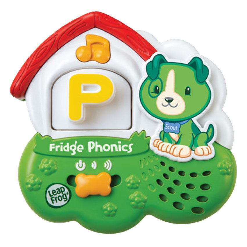 Older generation of LeapFrog Fridge Phonics alphabet toy