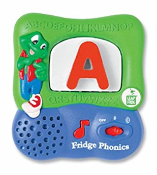 First generation of LeapFrog Fridge Phonics NOT compatible with brailleblox