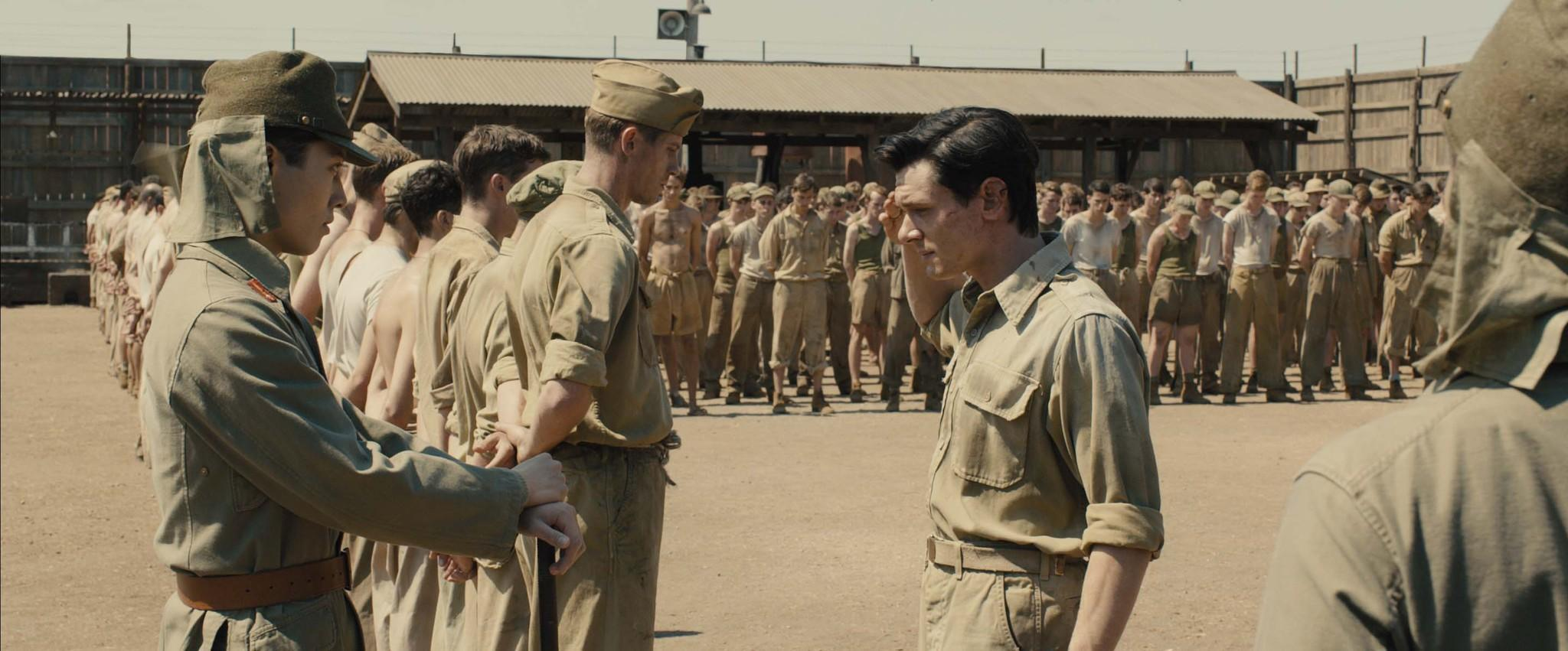 Film Review: Unbroken (2014) — The Perennial Student