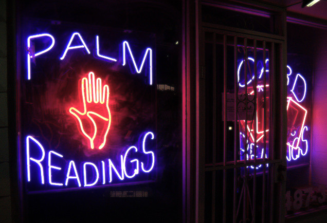 """Accounts of Divination: Palm Reading in Mexico & Los Angeles"" 