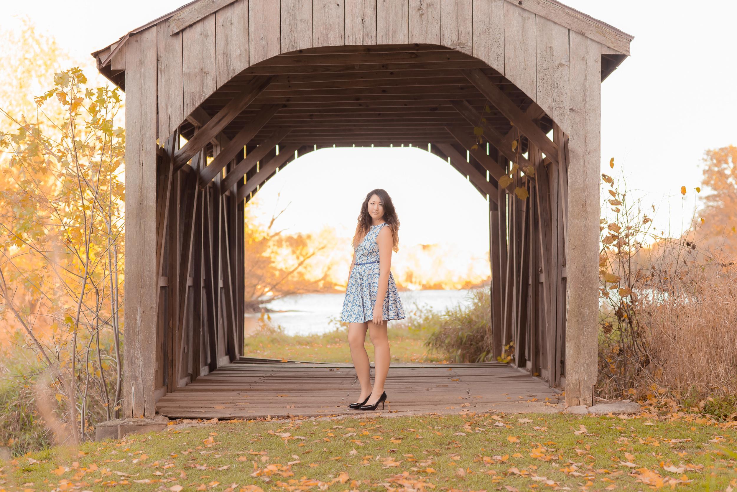 Senior Photographer in West Michigan