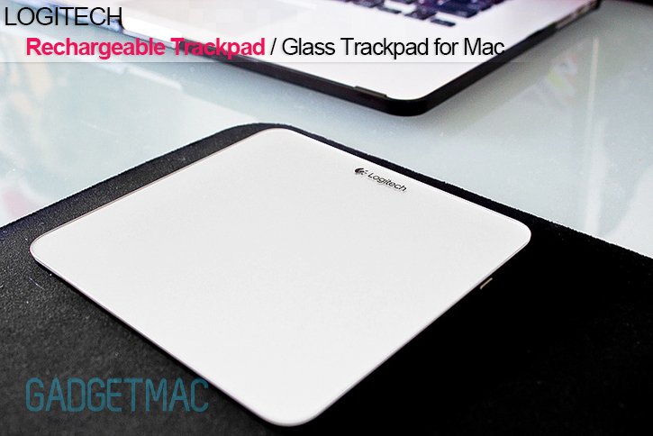 ad19e8a8a84 Logitech Rechargeable Bluetooth Trackpad T651 Review — Gadgetmac