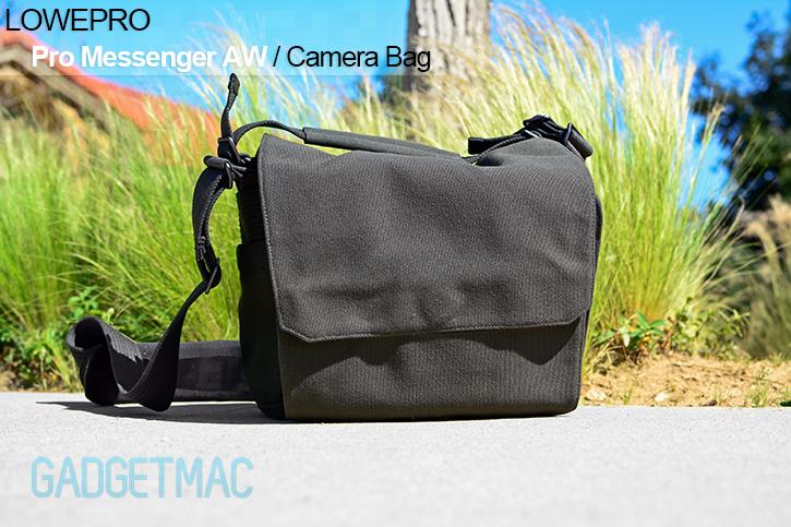 Lowepro Pro Messenger Aw Camera Bag
