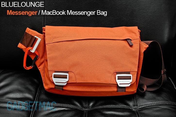 Bluelounge Macbook Pro Air Messenger Bag Review Gadgetmac