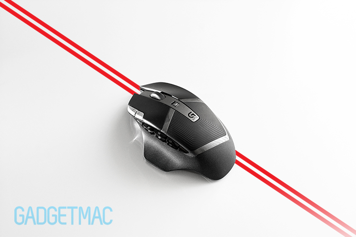 Logitech G602 Wireless Gaming Mouse Review — Gadgetmac