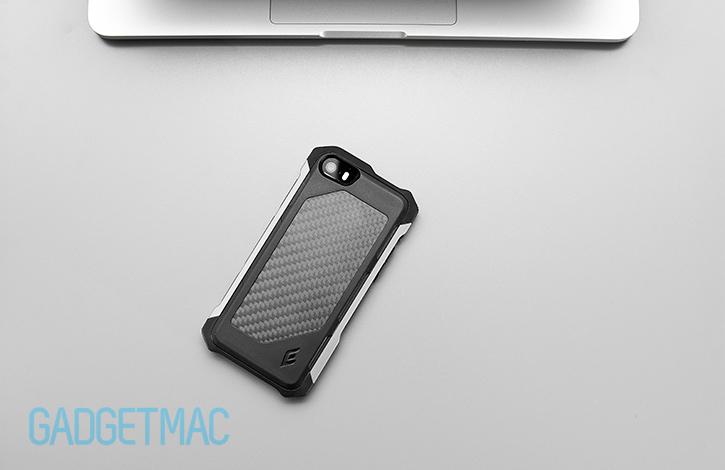 wholesale dealer 6df45 b3a0d Element Case Rogue AL, Flight 5 iPhone 5s Cases Review — Gadgetmac