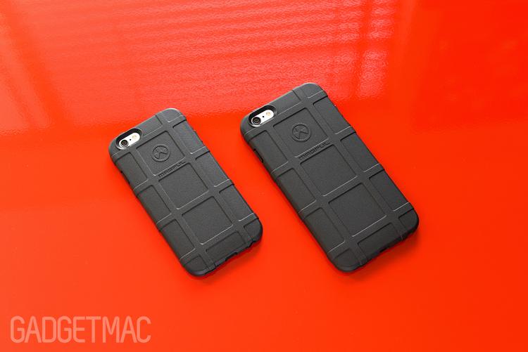 half off 9fd03 c102d Magpul Field Case for iPhone 6 / 6 Plus Review — Gadgetmac
