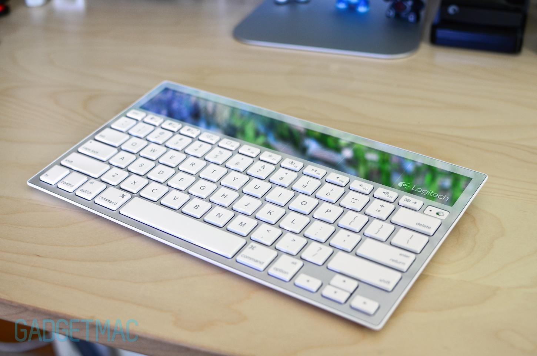 Logitech K750 Keyboard For Mac