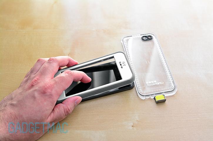 best loved 89842 86b78 LifeProof Nuud Waterproof iPhone 5 Case Review — Gadgetmac