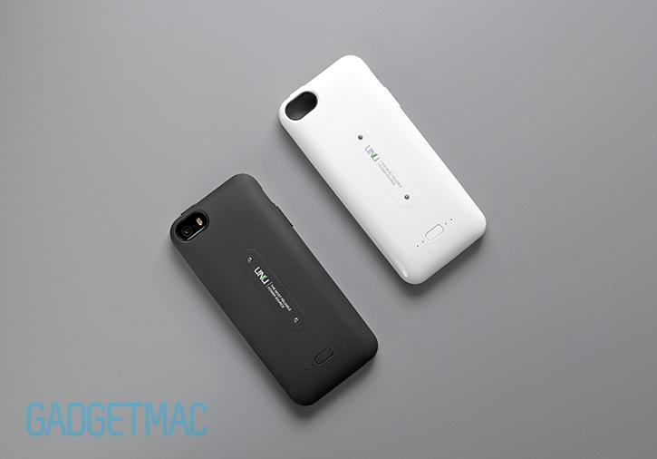 best website 63bb6 5ddb2 Unu Aero Wireless Charging Battery Case for iPhone 5s — Gadgetmac