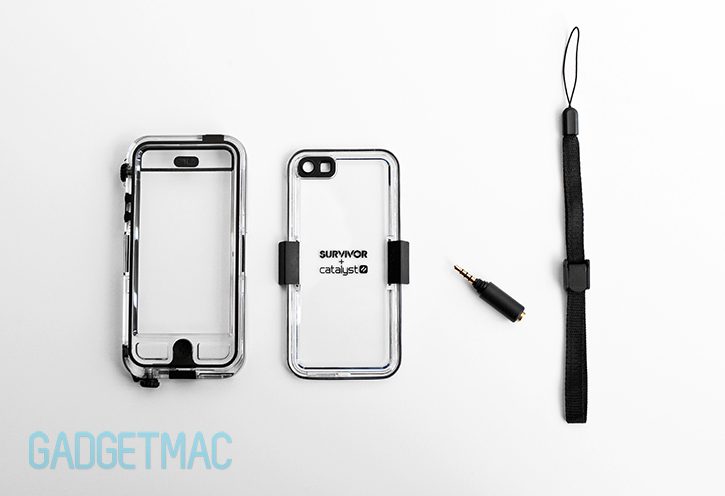 huge discount 98411 70f79 Griffin Survivor + Catalyst Waterproof iPhone 5 Case Review — Gadgetmac