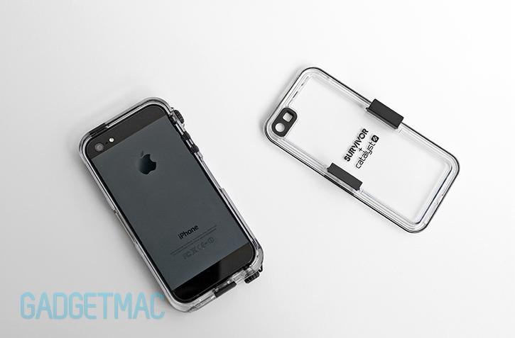 huge discount 6bfbf 4f613 Griffin Survivor + Catalyst Waterproof iPhone 5 Case Review — Gadgetmac