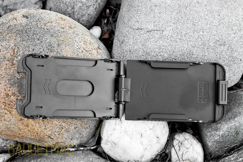 timeless design 09a0b 15424 Flipside Strata RFID-Proof Wallet Hands-On — Gadgetmac