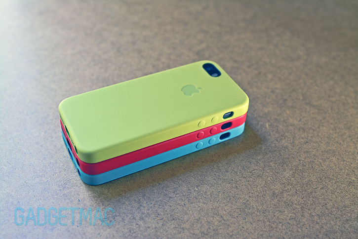 best service d3d7c 49eb2 Apple Official iPhone 5s Case Review — Gadgetmac