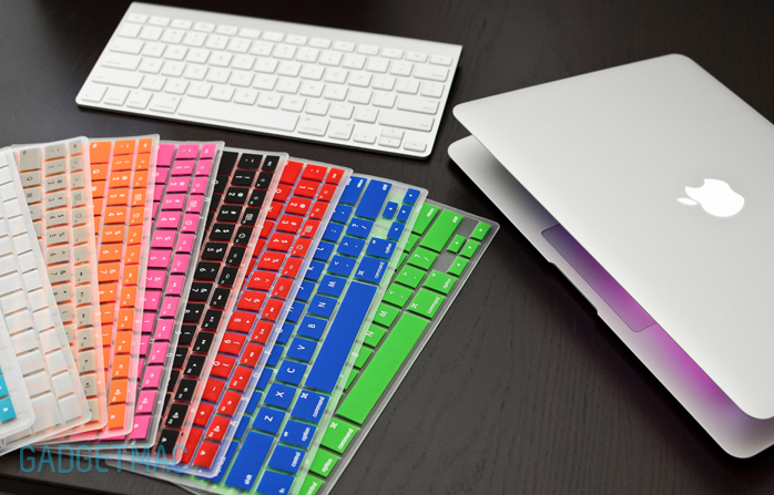 Maclife Silicone Keyboard Covers Colors.jpg