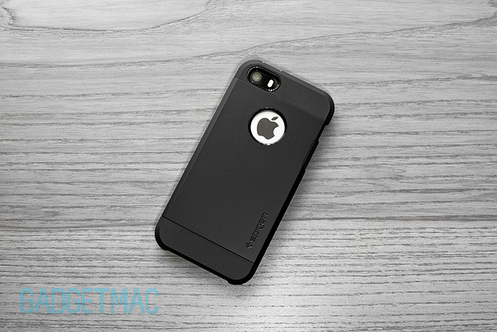 dfb73da1c0 Spigen Tough Armor iPhone 5s Case Review — Gadgetmac