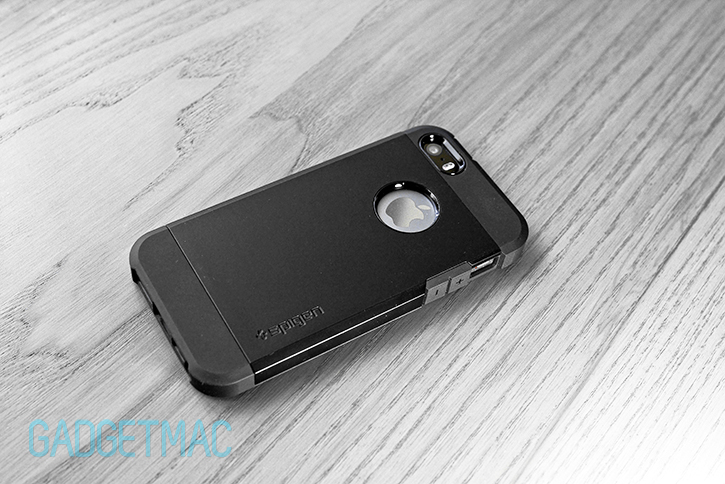 Spigen Cover iPhone 5S Cover iPhone SE / 5 Rugged Armor