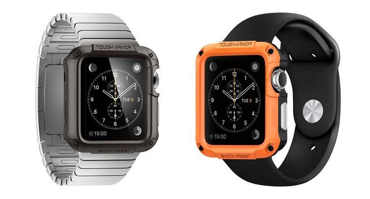 new styles eb653 d5a71 Apple Watch Cases Are Here — Gadgetmac