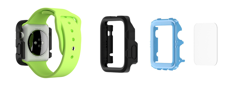 new style 4a632 052b2 Griffin Survivor Tactical Apple Watch Cases — Gadgetmac