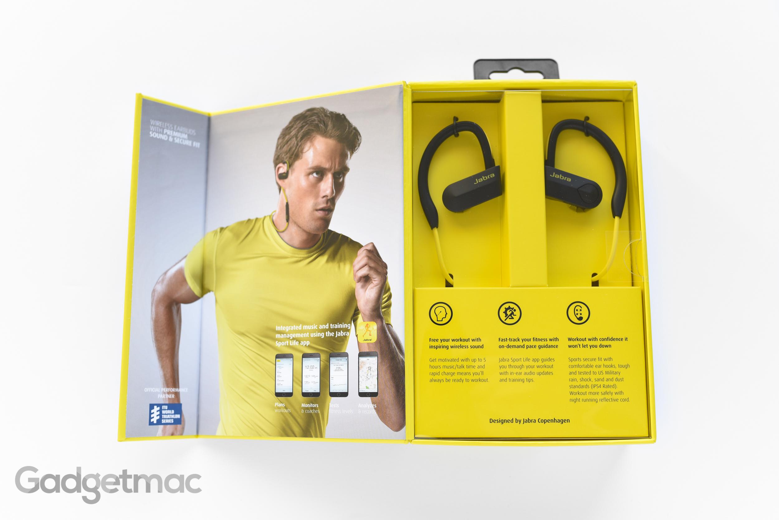 Jabra Sport Pace Wireless Earbuds Review Gadgetmac