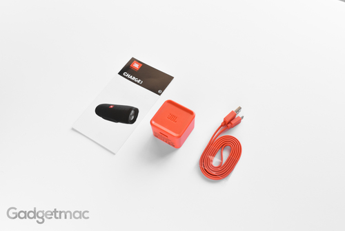 JBL Charge 3 Portable Wireless Speaker Review — Gadgetmac