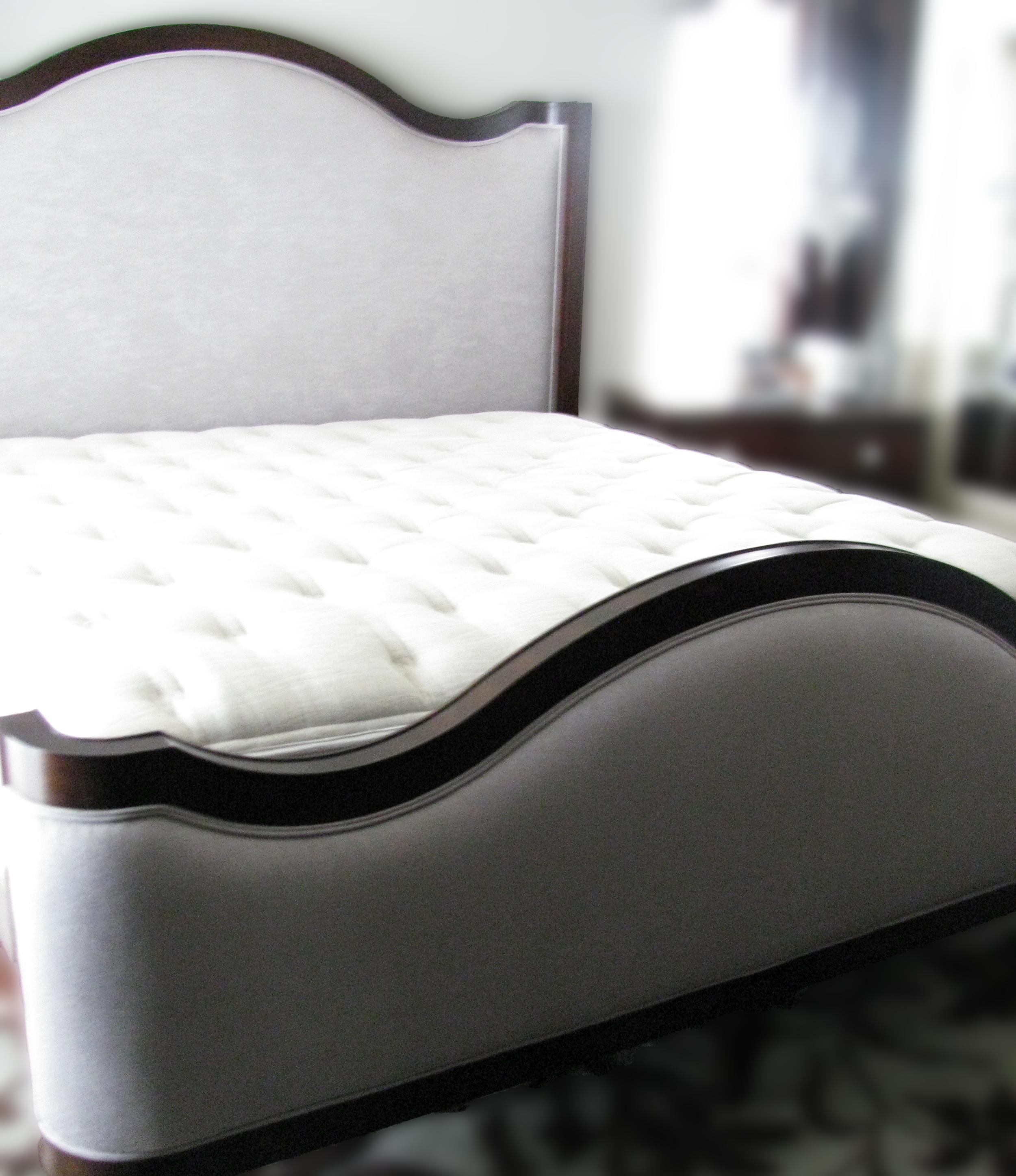 Rembourrage de tête et de pied de lit