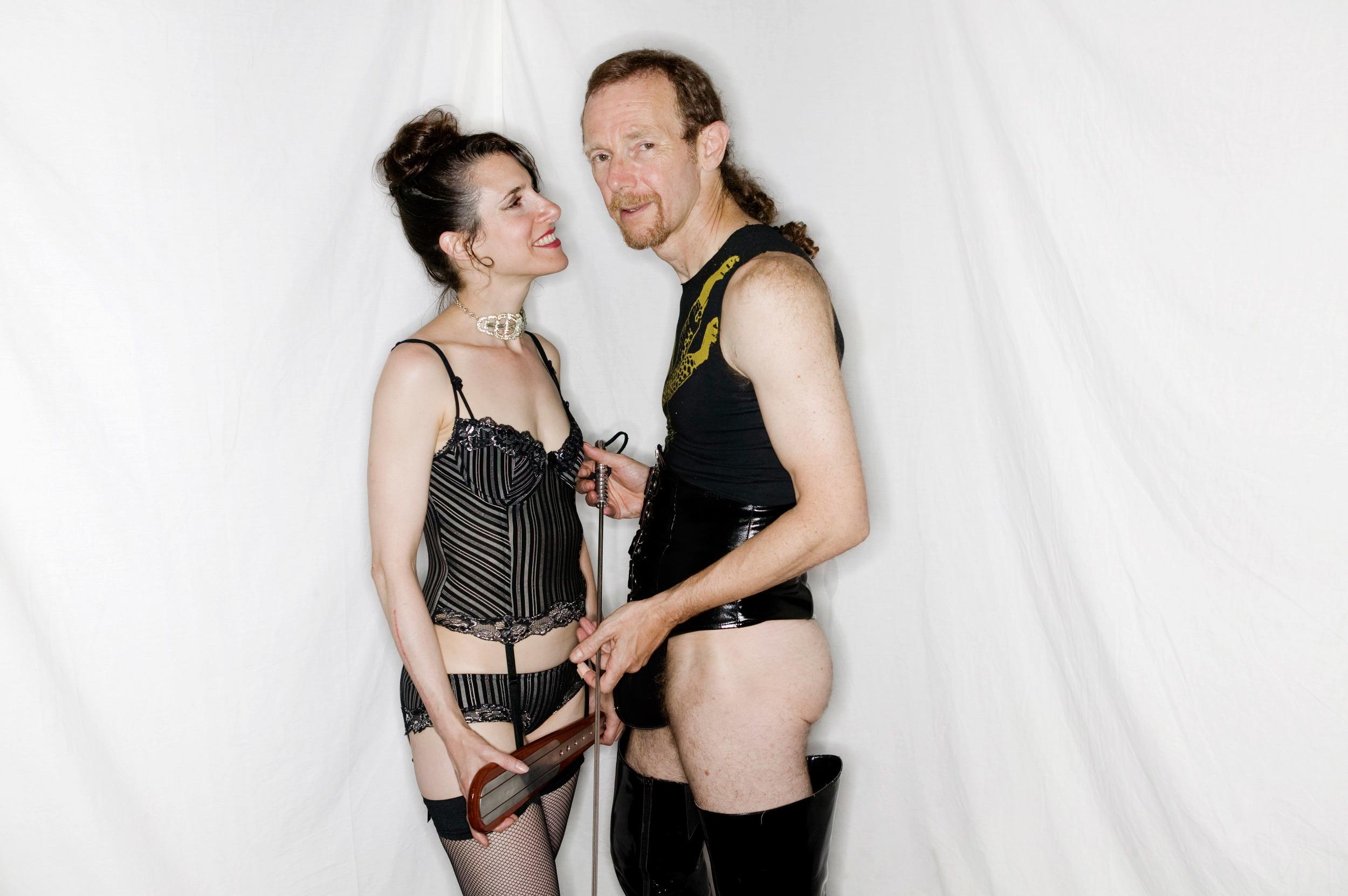 Mistress Collette & Master R