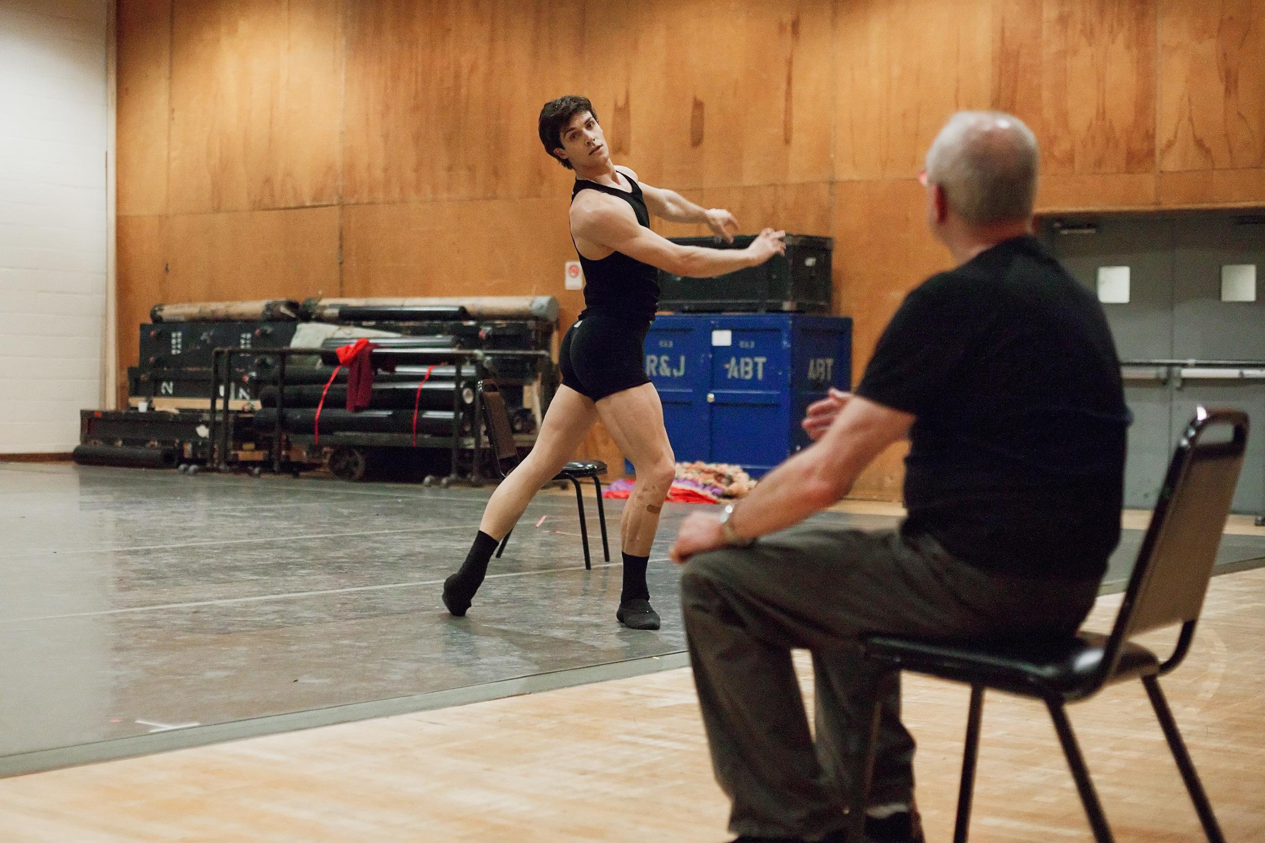 Roberto Bolle, Principle Dancer ABT