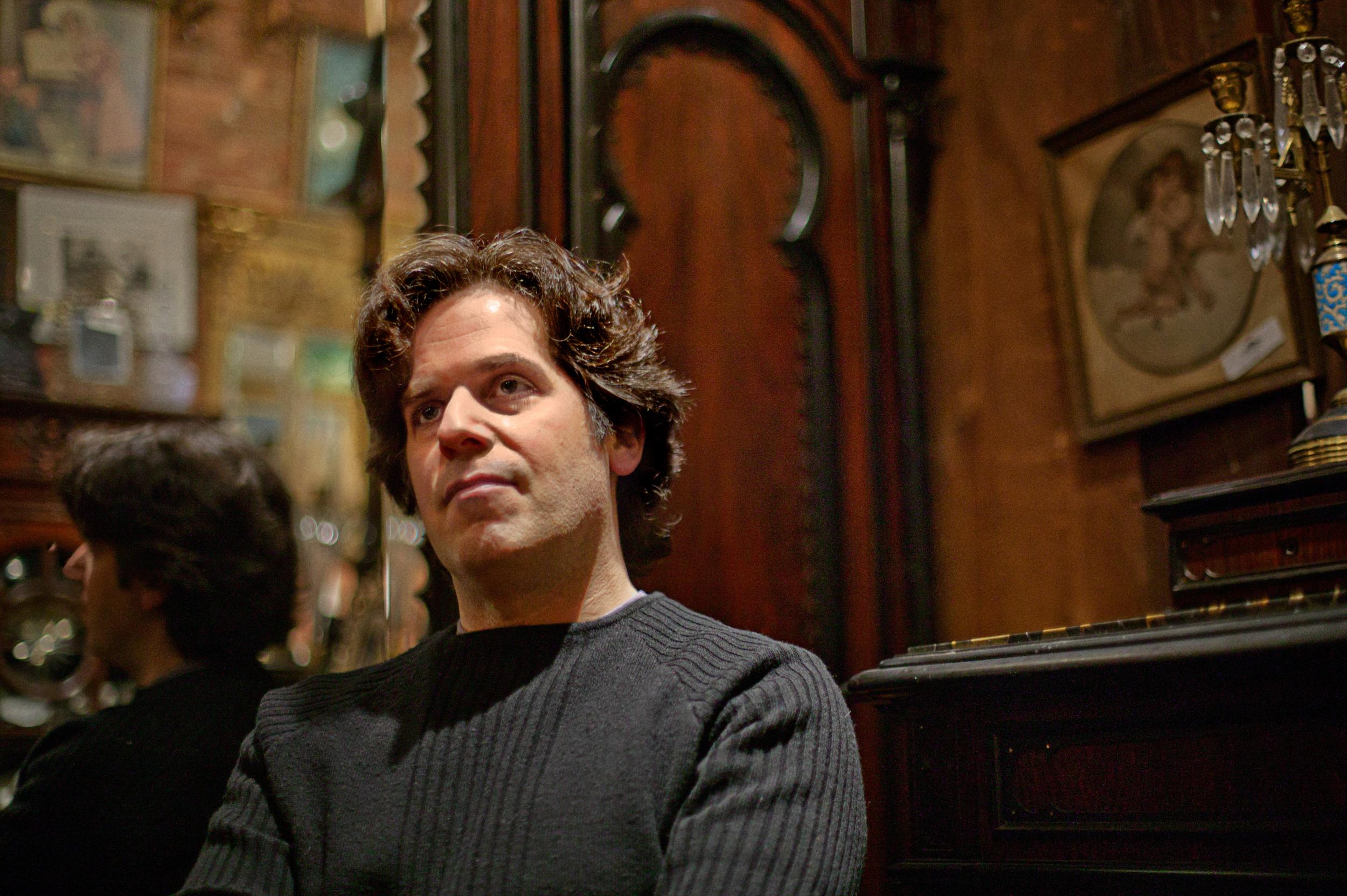 Jonathan Lethem, Author