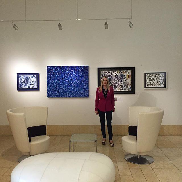 New art instillation at Soma Grand . 1160 mission street San Francisco by Arrtitud gallery #art #sanfrancisco #attinstolation #Arttitud #gallery
