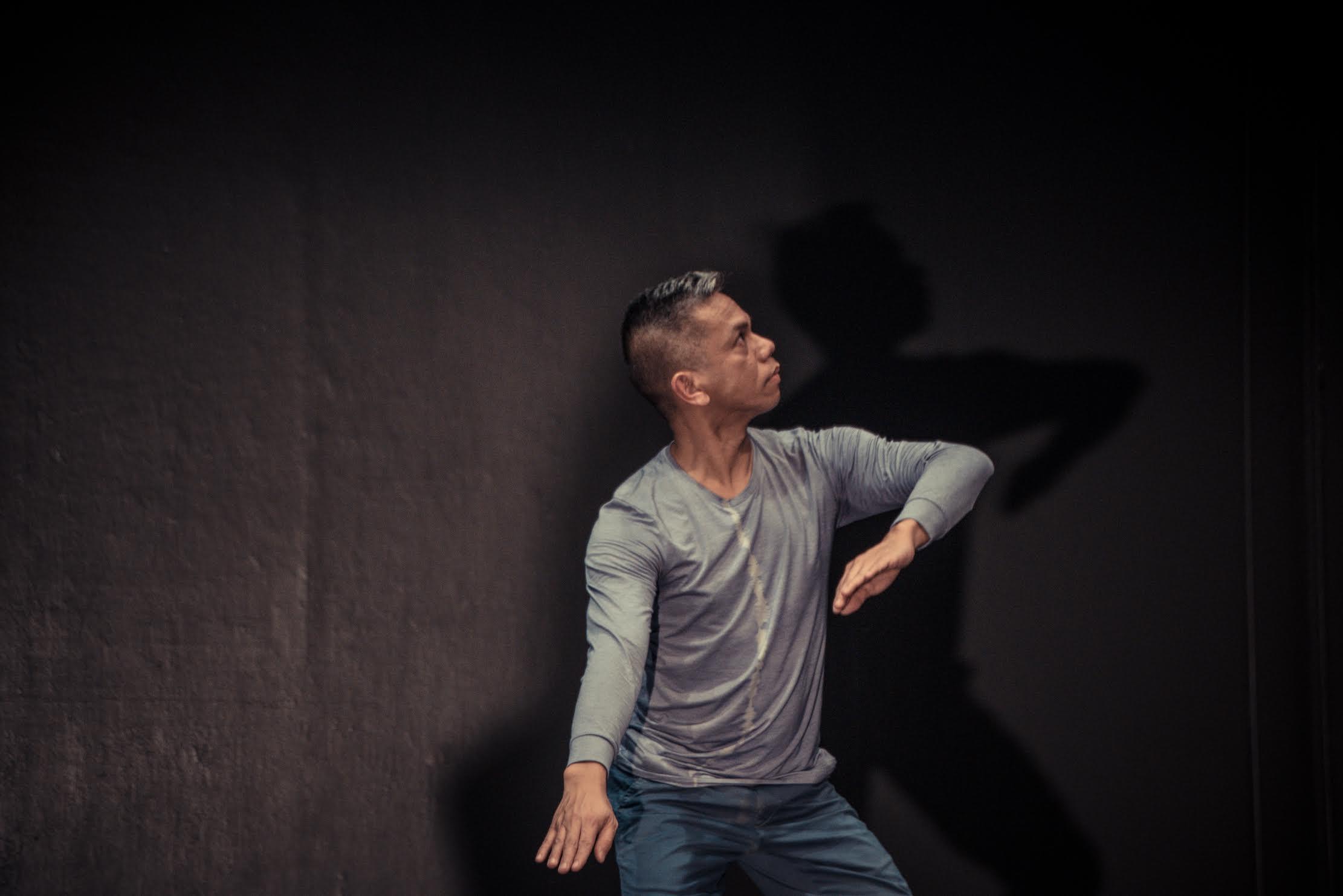 2018-19 Community Engagement Residency:  Dancing Around Race  Lead Artist Gerald Casel