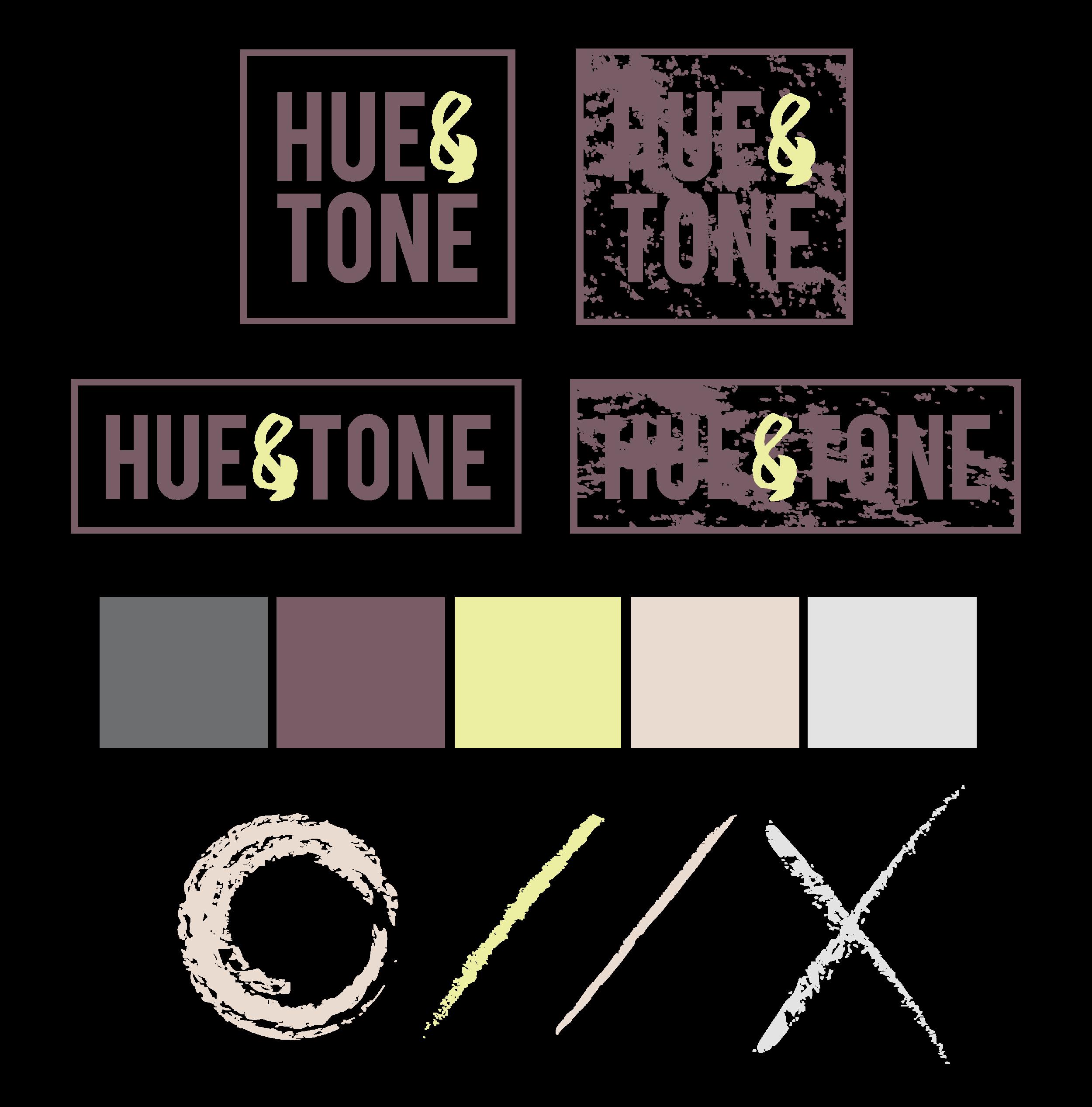 Branding Refresh: Hue & Tone's brighter, cleaner new look -- Hue & Tone Creative