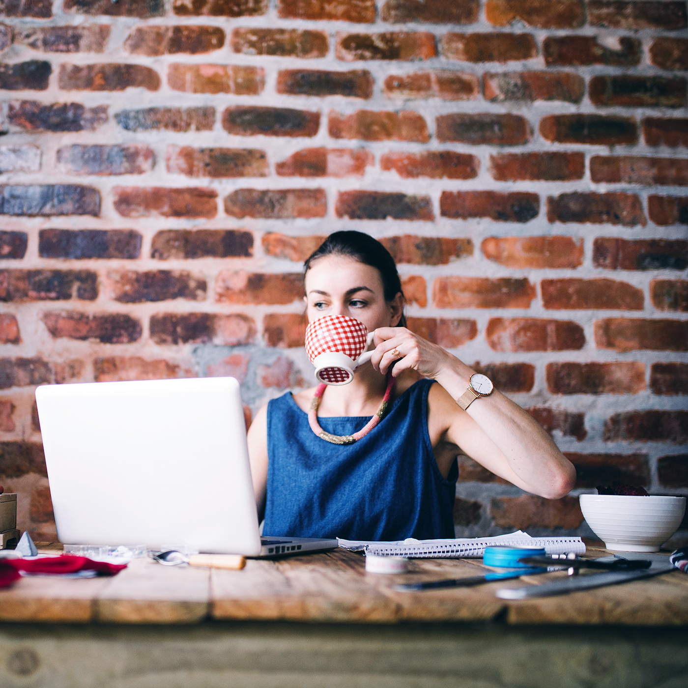 Grab a cup of coffee and get ready to edit together a viral video!