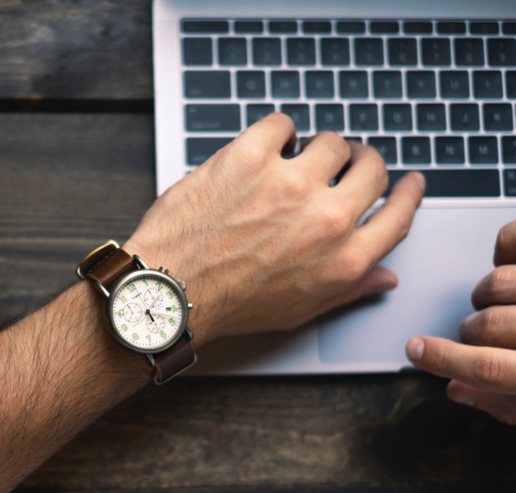 Your website shouldn't leave people staring at their watch.