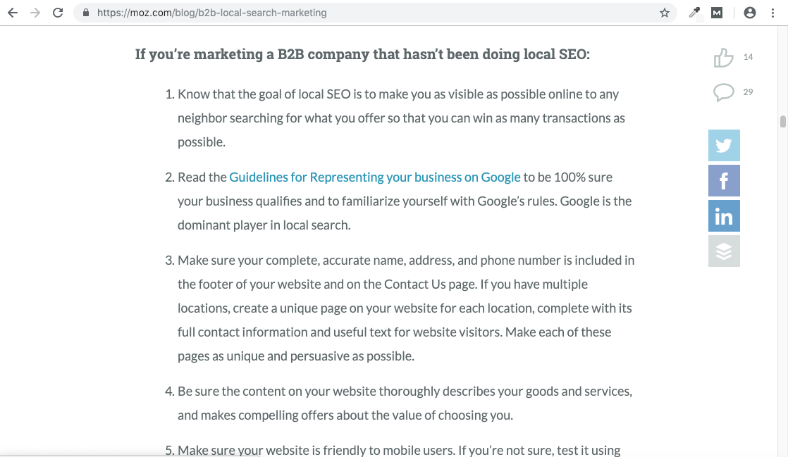 The 6-month guide to improving your SEO  |  Hue & Tone Creative