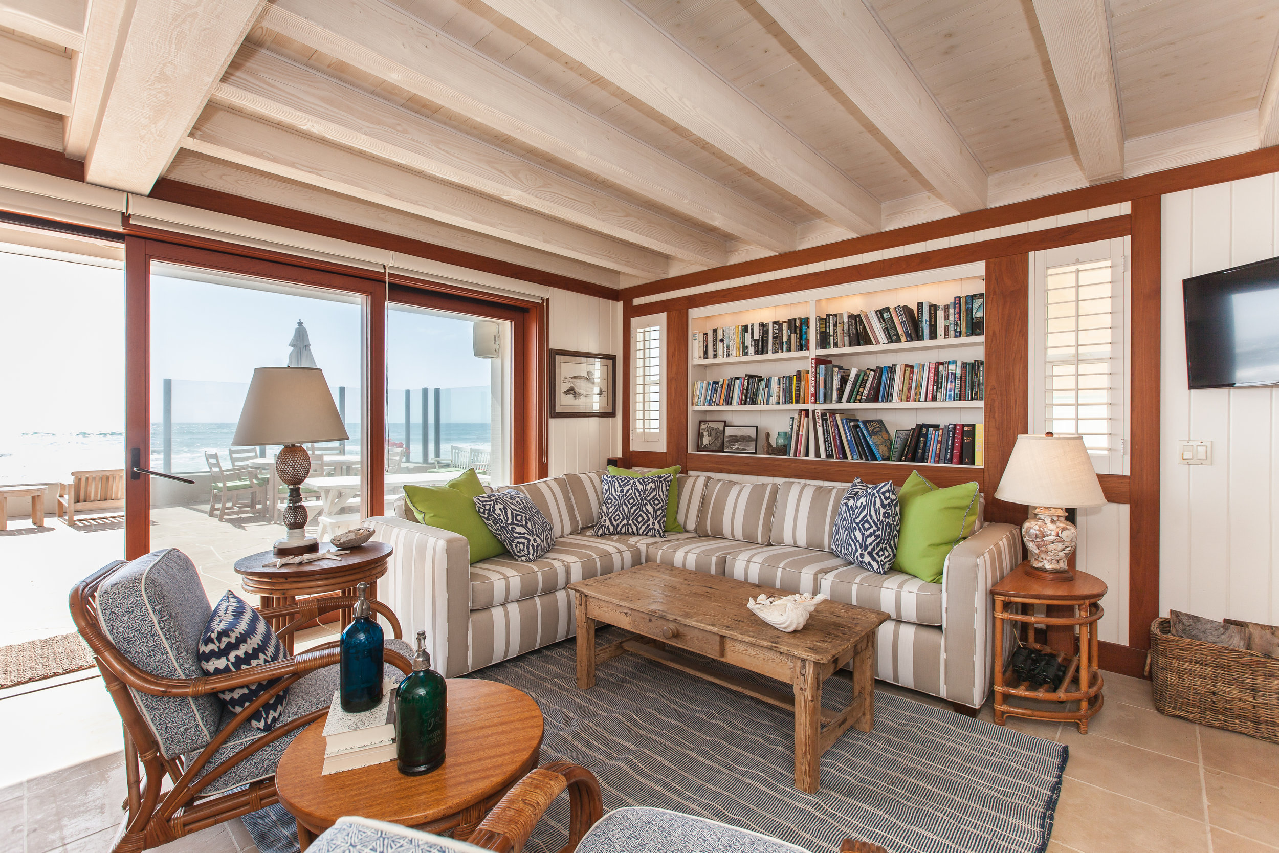 Interior Design    OCEAN FRONT COTTAGE   View Project
