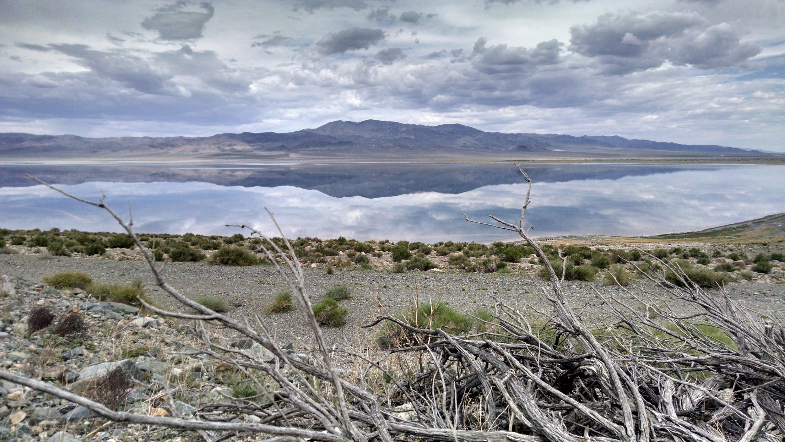 Walker Lake, NV.