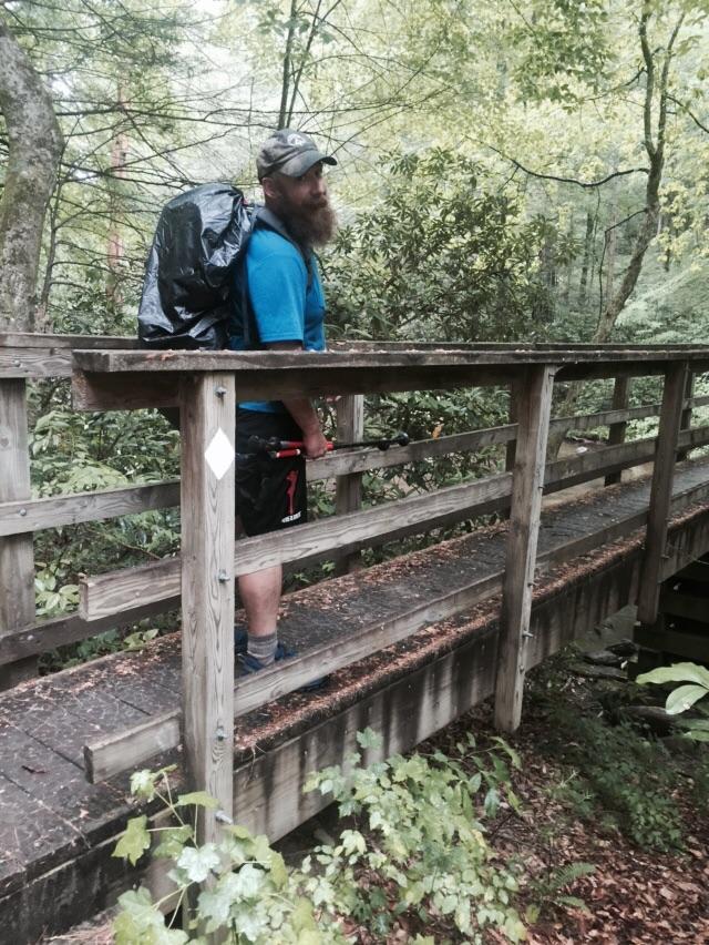 NoKey crossing Coker Creek